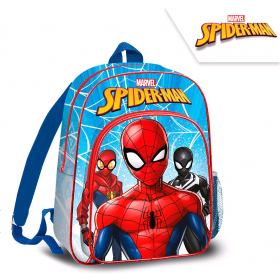 Spiderman 2 compartments backpack 36 cm