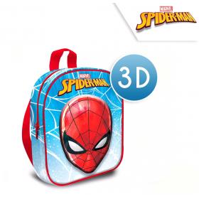 Spiderman 3D 30 cm backpack for kids