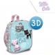Little Cats 3D backpack