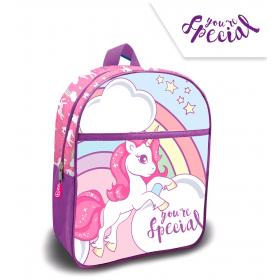 Unicorn backpack 30 cm