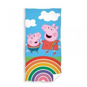 Peppa Pig beach towel
