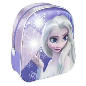 Frozen 3D backpack for kindergarten