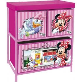 Minnie Mouse storage shelf