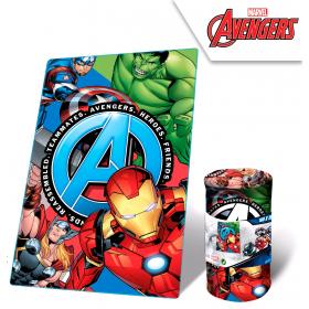 Fleece blanket Avengers 150x100 cm