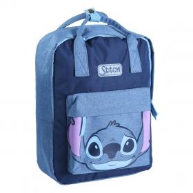 Backpack casual fashion asas Stitch