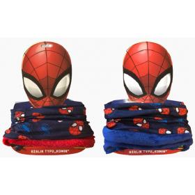 Spiderman boys winter snood / neck warmer