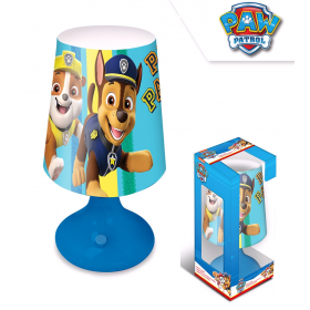 Paw Patrol desk lamp
