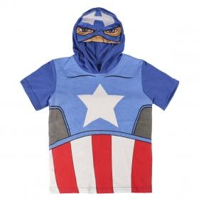 Avengers hood t-shirt