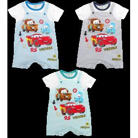 Cars baby romper