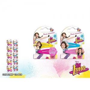 Soy Luna hair clips - random style
