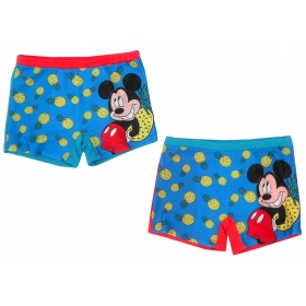 Mickey Mouse swim shorts
