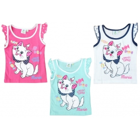 Marie kitty baby t-shirt